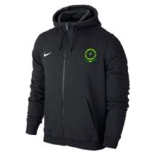 Ballymena Shamrock Celtic Supporters Club Full Zip Hoodie - Black Youth 2018